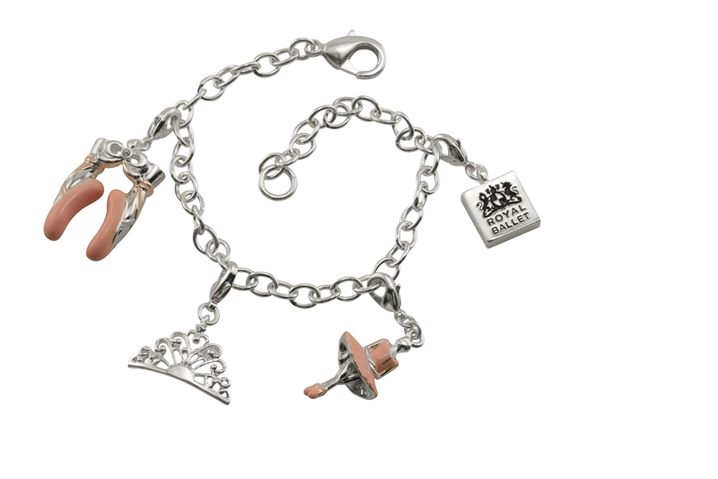 Childrens 4 Charm Bracelet