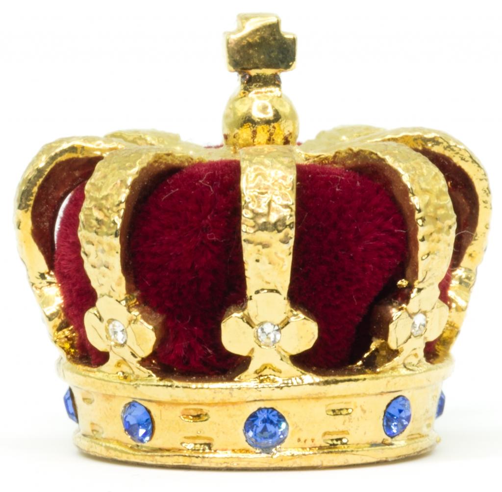 heraldic crown of monaco miniature crown jewels of monaco crowns