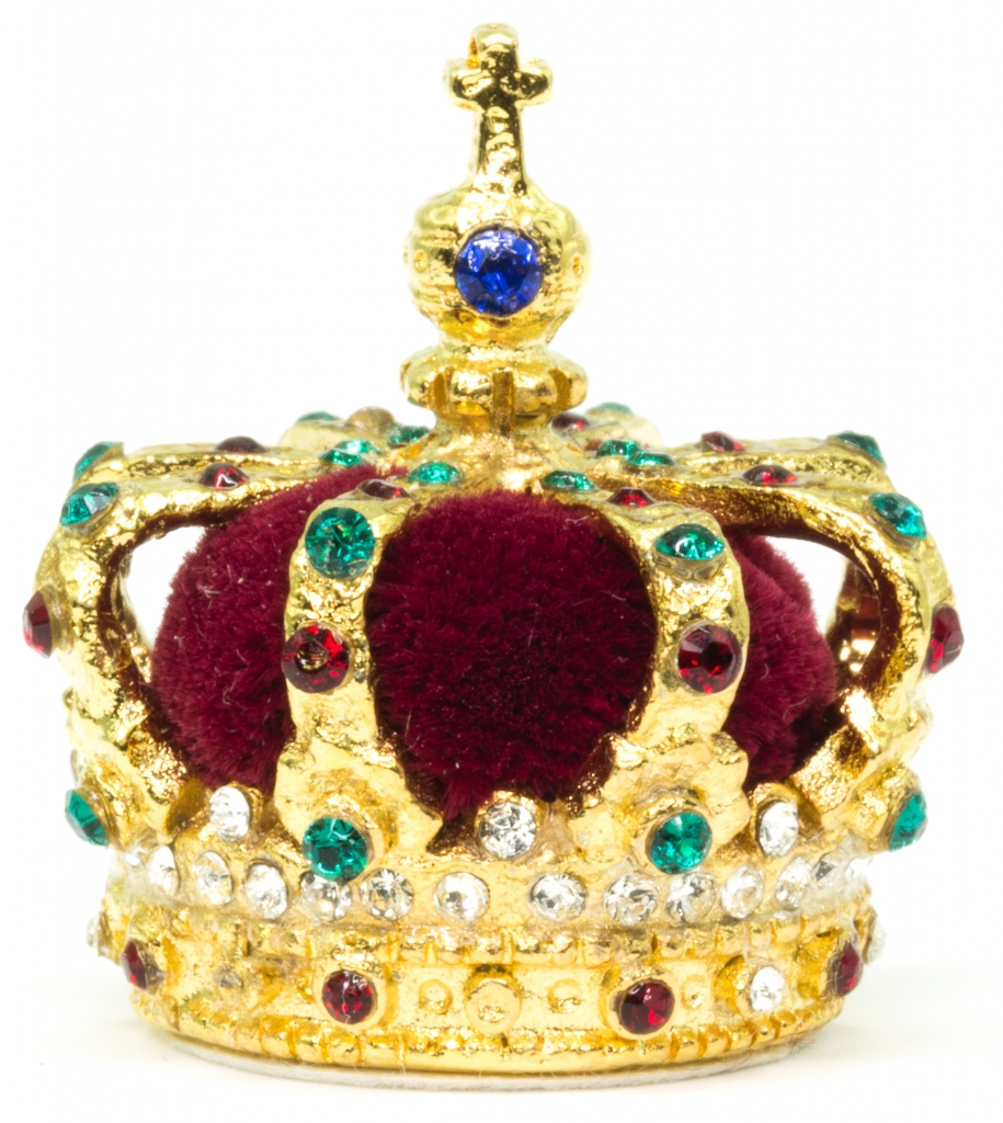 the crown of bavaria miniature crowns regalia historic