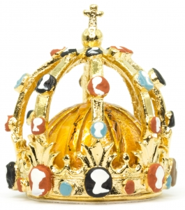 Miniature Crown of Napoleon Bonaparte French Crown Jewels