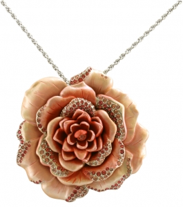 Rose Pendant (Large)