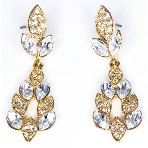 18th Century Chandelier Earrings