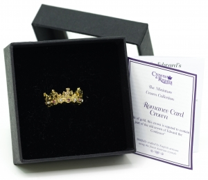 1911 Prince of Wales Miniature Crown British Crown Jewels