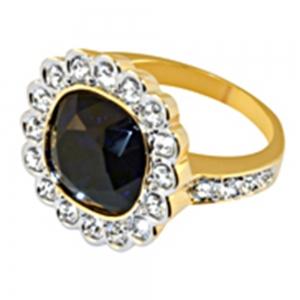 Ava Gardner Sapphire Ring