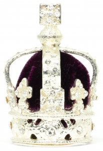 Crown of George IV Miniature British Crown Jewels