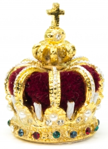 Miniature Crown of the Queens of Bavaria German Crown Jewels