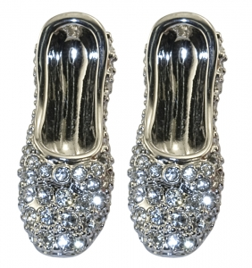Crystal Slippers Earrings