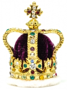 Diamond Jubilee 5 piece Crown Set