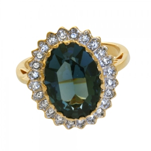 Diana Engagement Ring- Small