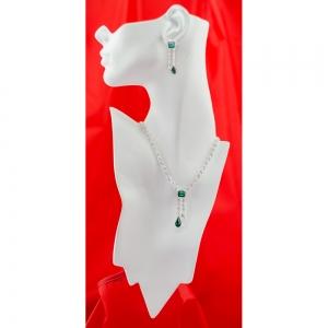 Durbar Emerald Earrings