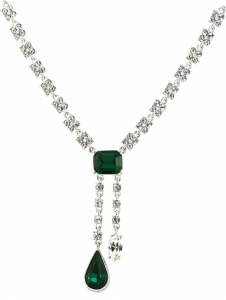 Durbar Emerald Necklace