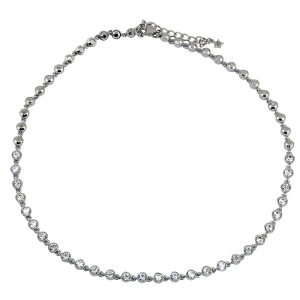 Elizabeth Taylor Crystal Necklace