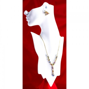 Gems Crystal Necklace