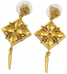 Giuliano Floral Earrings