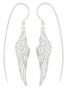 Heavenly Wing Earrings (Fretwork)