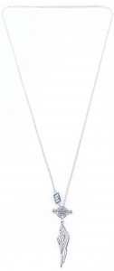 Heavenly Wing Necklace (Small)