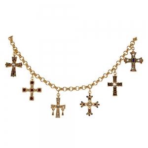Historic Cross Bracelet