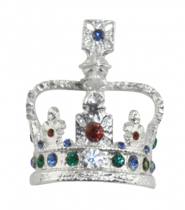 Imperial State Crown Collectors Stud Pin