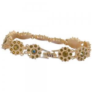 Indian Jewelled bracelet