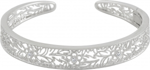 Irish Lace Bangle
