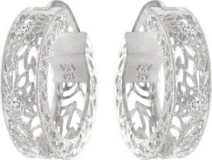 Irish Lace Earrings