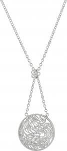 Irish Lace Necklace