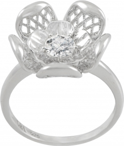 Irish Lace Ring