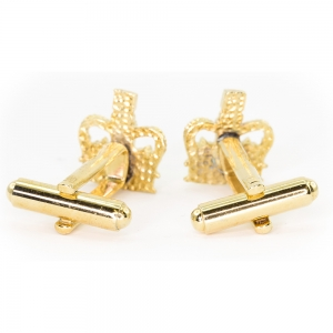 Jubilee Crown Cufflinks