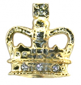 Jubilee Crown Souvenir Stud Pin