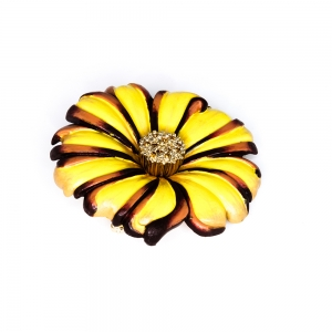 Marigold Brooch (Large)