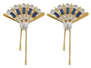 Marlene Dietrich Earrings