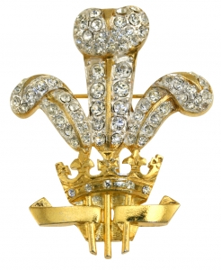 Prince of Wales Brooch