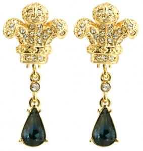 Prince of Wales Earrings