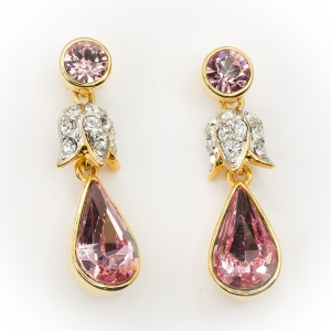 Princess Margaret Rose Earrings