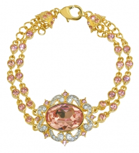 Princess Margaret Rose Ornate Bracelet