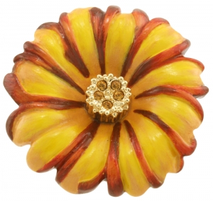Marigold Brooch (Small)