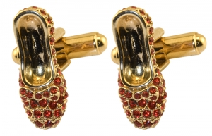 Red Ruby Slippers Cufflinks