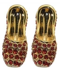 Red Ruby Slippers Earrings