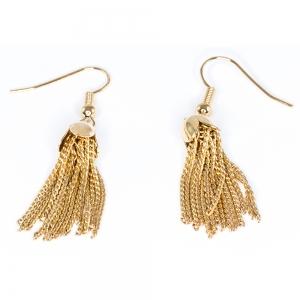 Roman Tassel Earrings