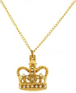Royal Crown Pendant
