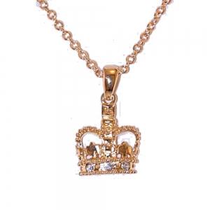 Royal Crown Small Pendant