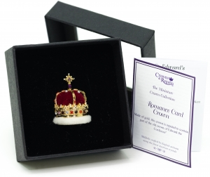 Scottish Miniature Crown British Crown Jewels