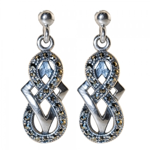 Shakespeare Jewel Earrings