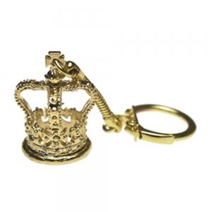 St. Edward Crown Keychain