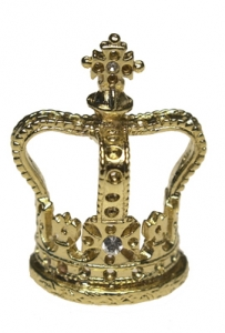 St Edwards Crown Stud Pin