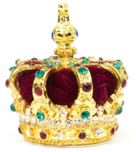 The Crown of Bavaria - Miniature