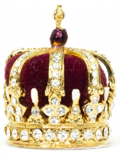 The  Hohenzollern Crown German Miniature Crown Jewels