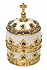The Popes 1805 Triple Tiara - Miniature