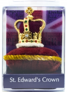 The Souvenir Coronation Crown - St. Edward