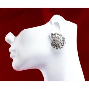 Treasures of the Earth Crystal Earrings